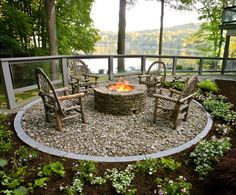 4 Prodigious Useful Ideas: Rectangular Fire Pit Backyard fire pit furniture restoration hardware. Diy Fire Pit, Fire Pit Backyard, Backyard Patio, Backyard Landscaping, Landscaping Ideas, Small Fire Pit, Backyard Seating, Backyard Ideas, Fire Pit Area