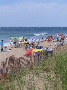 Misquamicut Beach, Westerly, Rhode Island