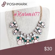 ✨Host Pick✨ New Gold & Pink Statement Necklace💐 Beautiful great quality statement necklace!‼️Bundle & Save ‼️Best in Gifts Host Pick🎉Thank you @jlvarana 💖11/25/16‼️ Karen1177 Jewelry Necklaces