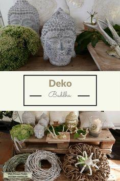 #unbezahlte #werbung: Der Buddha Steht Im Mittelpunkt Dieser Deko Idee. Mit