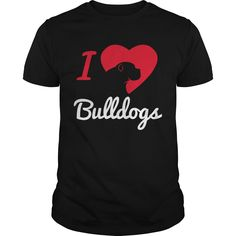 I Love Bulldogs NEW GIFT #musthave #gift #ideas #unique #presents #image #photo #shirt #tshirt #sweatshirt #best #christmas