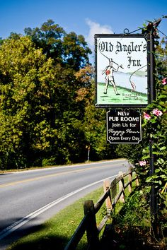 old angler's inn. [potomac, md] c&o canal trail to old angler's; Beverage, Trail, Restaurants, Meet, Guys, Gallery, Food, Drink, Roof Rack