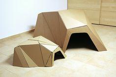 Ta.Ta. Unconventional Design For Kids: COI, il nascondiglio