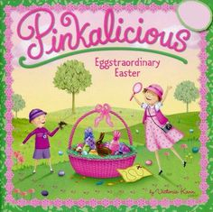 Buy Pinkalicious: Eggstraordinary Easter by Victoria Kann at Mighty Ape Australia. Stay tuned for a brand-new show coming in winter 2018 to PBS Kids: Pinkalicious & Peterrific! When Pinkalicious wakes up on Easter morning, she finds. Easter Scavenger Hunt, Easter Books, Diy Ostern, Easter Gift Baskets, Basket Gift, Free Candy, Pbs Kids, Pink Drinks, Paper Plate Crafts