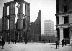 110 years ago: Images from San Francisco's devastating 1906 earthquake