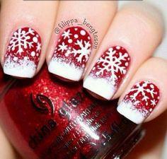 good christmas nails