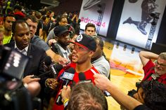 "adidas D Rose 4 ""All in For Chicago"" Event Recap @Chicago Bulls"