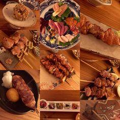 一番スキな焼き鳥 鳥味噌最高ラブ新鮮鳥刺し grilled skewer chicken in Kyoto #chiken #skewer #kyoto #restaurant #nonsmoke #sashimi #friendly #best #京都 #レストラン #焼き鳥 #くちばしモダン by 930maki