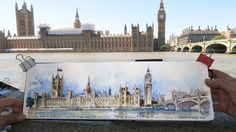 Yep, I'm still wading through my sketches from Europe. Here are 10 from London, with a short note about each. I better get all my sketches p...