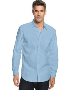 Tommy Bahama Big and Tall Sea Glass Breezer Shirt