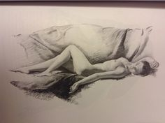 Lovely figure drawing