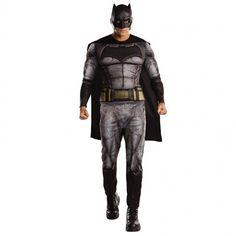 Disfraz de Batman Dawn of Justice DC Comics hombre #disfraces #carnaval #novedades2017