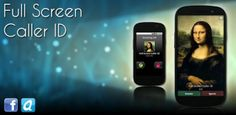 Full Screen Caller ID PRO 10.0.8 APK :This is the original Android Full Screen Caller ID with more than 2 Millions downloads and 50.000+ paid installations ! The Full Screen Caller ID is a replacement caller screen for your Android Device. Using this program you can customize the way your phone notifies you upon incoming & outgoing calls, sms, emails and missed calls.