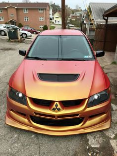 Man Dip at Voiceo Recipes Mitsubishi Motors, Plasti Dip Car, Mitsubishi Lancer Evolution, Car Mods, Power Cars, Weird Cars, Car Colors, Japanese Cars, Modified Cars