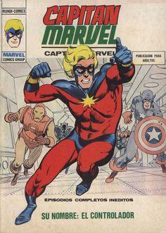 Capitan Marvel V.1 nº 13