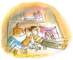 Uit Dossier Alcohol Illustraties Els van Egeraat