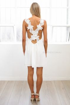 lola dress - ivory   Esther clothing Australia and America USA, boutique online ladies fashion store, shop global womens wear worldwide, designer womenswear, prom dresses, skirts, jackets, leggings, tights, leather shoes, accessories, free shipping world wide. – Esther Boutique