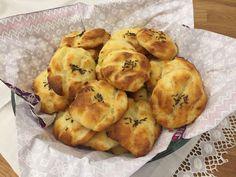 Legfinomabb házi krumplis pogácsa - Modern háziasszony Muffin, Breakfast, Modern, Food, Morning Coffee, Trendy Tree, Essen, Muffins, Meals