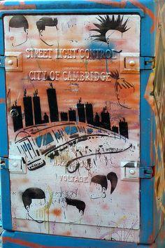 Street Light Control - City of Cambridge - Central Square