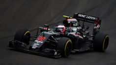 #MOTORSPORTS  #MOTORS  SPIELBERG, AUSTRIA - JULY 03: Jenson Button of Great Britain driving the (22) McLaren Honda Formula 1 Team McLaren MP4-31 Honda RA616H Hybrid turbo on track during the Formula One Grand Prix of Austria at Red Bull Ring ... (Photo by Dan Istitene/Getty Images)
