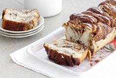Super Soft Cinnamon Babka Sweet Recipes, Cake Recipes, Dessert Recipes, Danish Cake, Cinnamon Babka, Create A Cake, Best Bread Recipe, Baking Tips, Sweet Bread