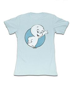 This Blue Casper Tee - Women is perfect! #zulilyfinds