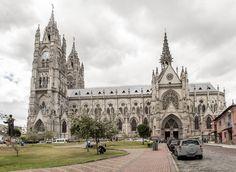 Basilica del voto nacional | Quito | Tripomizer Trip Planner