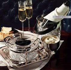 Ralph Lauren Home #Modern_Chairman Collection 7 - Caviar set