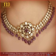 Get your urban chic on with Mukund Jewellers!