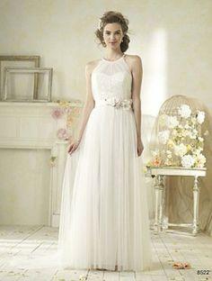 Alfred Angelo Modern Vintage Wedding Dresses - Style 8522 [8522] - $834.00 -- July 25 estimated ship date