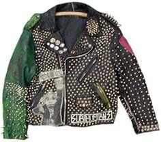 Vintage Punk Leather Jackets « Pluck Magazine