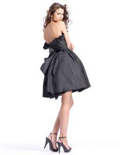 Little black dress Clarisse 1309