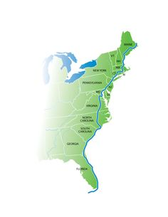 Bike Trail To Stretch From Maine To Florida - East Coast Greenway Bike Map Florida East Coast, Bike Path, Bicycle Maintenance, Bike Trails, Hiking Trails, The Great Outdoors, Mountain Biking, Paths, Places To Go