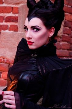 maleficent costume idea