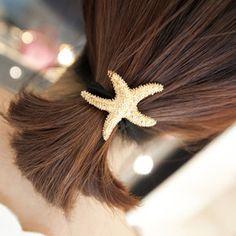 fashion gold b007 mode stirnband metall qualität haar seil tousheng