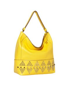 Hudson - Yellow  Everyone should have 1 great bold summer bag!