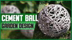 Concrete Cement, Concrete Projects, Diy Garden Projects, Projects To Try, Concrete Garden Ornaments, Diy Workshop, Garden Design, The Creator, Christmas Ornaments