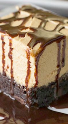 Peanut Butter Brownie Dream