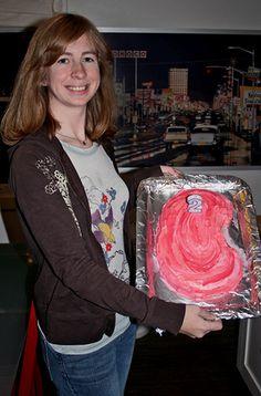 Jenna's kidneyversary - two years! by Karol Franks, via Flickr