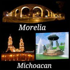 Morelia Michoacan Mexico is beautiful city full of culture.