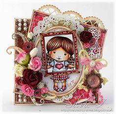La-La Land Crafts - PICTURE PERFECT MARCI ♥♥ (via Bloglovin.com )