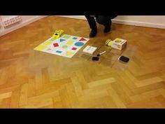 Bee-Bot på svenska - YouTube