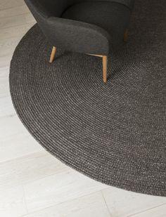 Braid Weave - Charcoal | Armadillo & Co