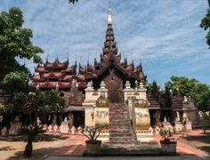 Mandalay, Best Places To Camp, Great Places, Statues, Sacred Heart Cathedral, Myanmar Travel, Things To Do, Good Things, Yangon