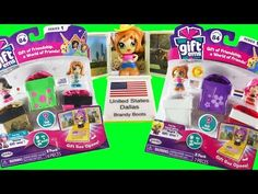 Surprise Toys Gift 'Ems LIMITED EDITION SNOW FIND Gift Box Blind Bags Series 1…