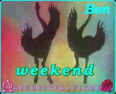 Archetypal Flame - bon weekend LIKE - COMMENT SHARE Bon Weekend Amour et Lumière  ˡᵒᵛᵉ ♡☯ ∞ Agape ke Fos  ˡᵒᵛᵉ ♡☯ ∞ Happy Weekend beloved souls Love and Light  ˡᵒᵛᵉ ♡☯ ∞ Feliz fin de semana queridas almas Amor y Luz  ˡᵒᵛᵉ ♡☯ ∞ Καλό Σαββατοκύριακο αγαπημένες ψυχές Αγάπη και Φως  ˡᵒᵛᵉ ♡☯ ∞ #Archetypal #Flame #quotes #love #light #agape #fos #gif #GIFS #like #comment #share #positive #Amour #Lumière