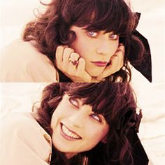 Zooey Deschanel  She is just the cutest!   Love her fun style! And man can she sing!