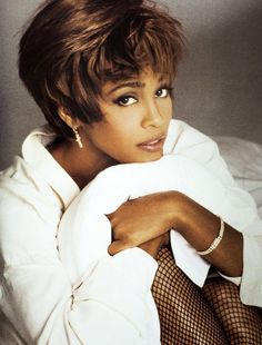Whitney ... A messed up woman, with a foul mouth addicted to drugs and fame, ruining her life and all the memories of her.