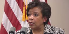 Loretta Lynch Probe Heats Up After Senate Committee Learns of Document Obtained by FBI