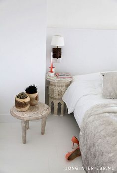 The 7 best Slaapkamer Ibiza style images on Pinterest | White ...